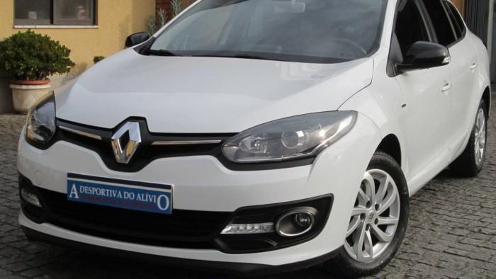 """Mais um Renault Megane """"Limited"""" vendido para Vila Verde"""