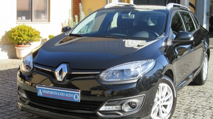 Renault Megane Break 1.5 DCi Dynamique