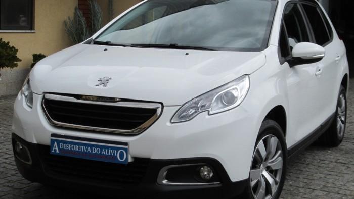 Peugeot 2008 1.6 E-HDI ACTIVE Vendida para Braga