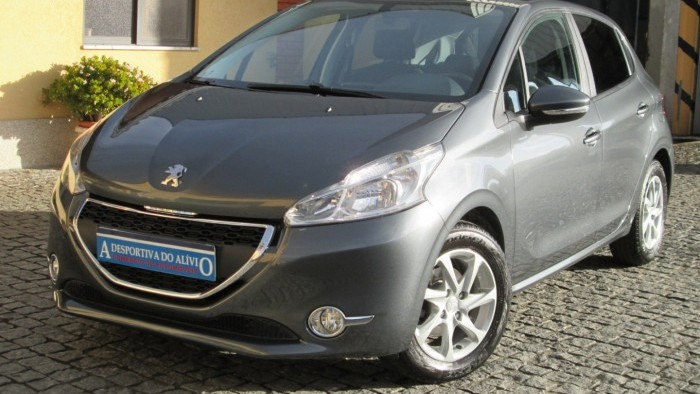PEUGEOT 208 1.4 HDI ACTIVE PLUS