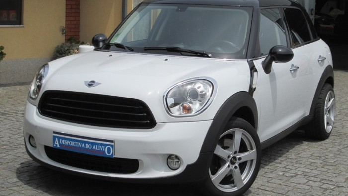 Mini Countryman 1.6 COOPER D